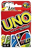 #2: UNO Playing Card Game for Family Fun(Original Red Variant)
