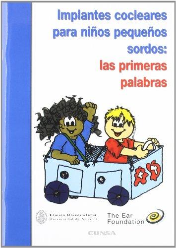 Implantes Cocleares Para Ninos Pequenos Sordos/ Cochlear Implants for Deaf children por Clínica Universitaria de Navarra
