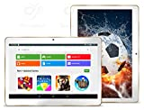 Special Offer - Tecwizz 10.1 inch Tablet PC Octa Core GPU, Quad-Core, Android 5.1 Lollipop, 1GB+16GB, A33 Pad with Dual camera, Bluetooth, WIFI, USB, Stereo Speakers, Google Play, IPS touch screen 1280X800 5000mAH Battery, Perfect for Movies & TV Shows (White)