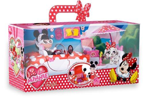 I Love Minnie - 700008714 - Poupée et Mini-Poupée - Le Cabriolet
