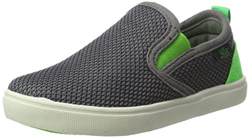 Lico Fun, Mocassins Garçon Grau (GRAU/LEMON)