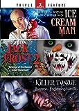 Ice Cream Man / Jack Frost 2 / Killer Tongue (2pc) [DVD] [Region 1] [NTSC] [US Import]