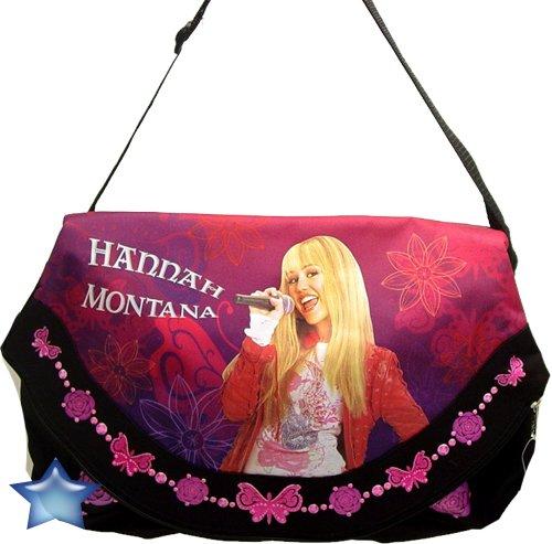 Weihnachten sparen–Walt Disney Hannah Montana Messenger Bag