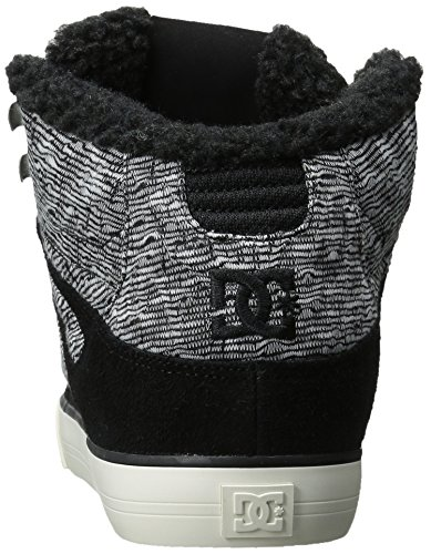 Black Sneaker Wc Uomo High alte Wnt DC Spartan Hqgq8R