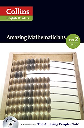 Amazing Mathematicians : A2-B1 (Collins Amazing People ELT Readers)