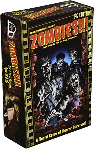 Twilight Creations Inc TLC20112 - Zombies PG Version, Brettspiel