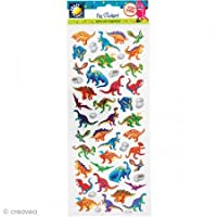 Craft Planet Stickers For Kids - Cool Dinosaurs
