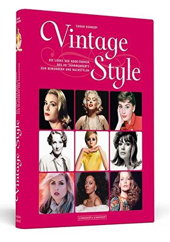 Vintage Style: Die Looks der Mode-Ikonen des 20. Jahrhunderts zum Bewundern und Nachstylen