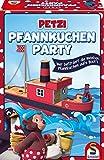 Schmidt Spiele 40585 Petzi, Pfannkuchenparty, Kinderspiel, bunt