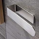 YIGII Hand Towel Holder Self Adhesive - Towel Ring Stainless Steel Towel Rail for Bathroom