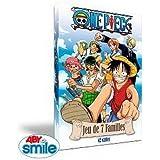 Jeu 'One Piece' - 7 familles