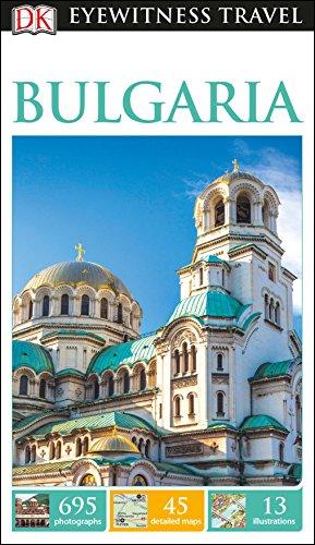 DK Eyewitness Travel Guide Bulgaria [Lingua Inglese]