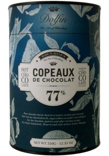 Dolfin Trinkschokolade Noir 77%