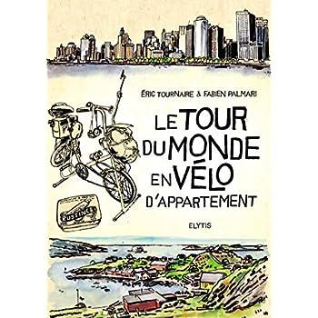 Le tour du monde en vélo d'appartement