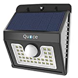 #6: Quace Weather Resistant 30 LED Motion Sensor Solar Light - With 3 Intelligent Modes - Special Promotion Price