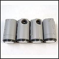 4 sensores de aparcamiento PDC 0263003001 0005425418 para E430 E320 E55 AMG S600 S420 S320 300SE 1991-2002