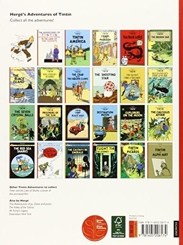 The Broken Ear (The Adventures of Tintin)