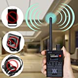 hangang rilevatore di amplificazione anti-spia Rilevatore di segnale RF Spy Bug Rilevatore wireless di frequenza Scanner GPS Tracker Finder wireless di scansione GPS Tracker Finder