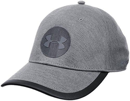 Under Armour Herren Elevated Jordan Spieth Tour Cap, Herren, Black (001)/Black, Large/X-Large Jordan Stretch-cap