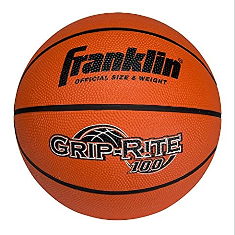 Franklin Sports Grip-Rite 100 Basketball (Intermediate B6) - Franklin Sport Grip