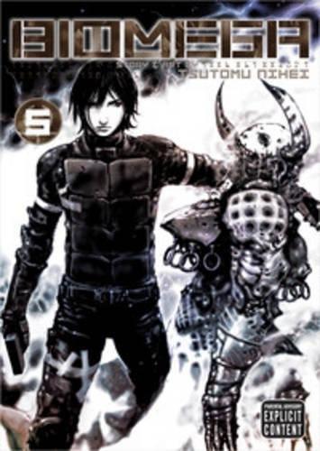 Biomega, Vol. 5 Cover Image