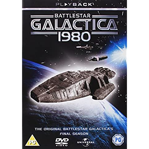 Battlestar Galactica 1980-the Complete Series