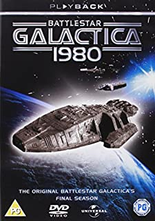 Battlestar Galactica 1980 - Complete [DVD] (B000YGHC0G) | Amazon price tracker / tracking, Amazon price history charts, Amazon price watches, Amazon price drop alerts