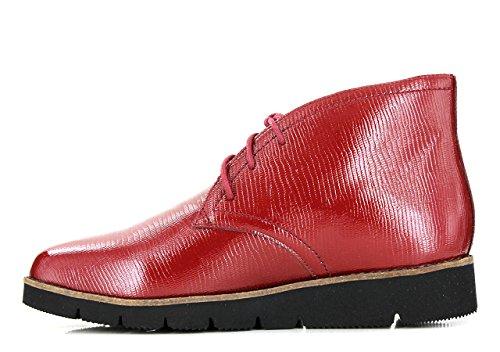 MAM'ZELLE MALICE - Bottines / Boots - Femme Rouge