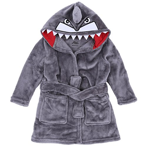 Rebel Bata Gris Tiburón 2-3 Años 98 cm