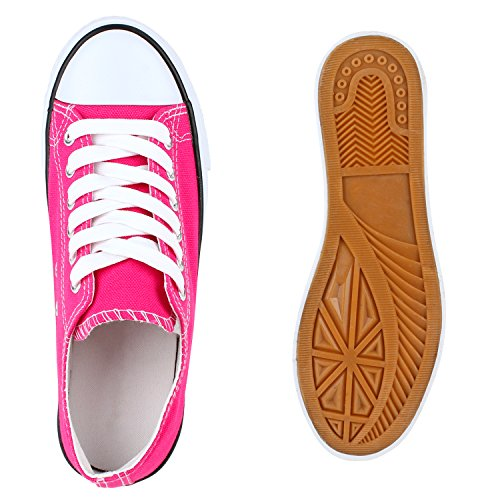 Bootparadies - Sneaker Donna Pink