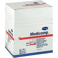 Medicomp Kompressen 7,5x7,5 cm Steril, 25X2 St preisvergleich bei billige-tabletten.eu