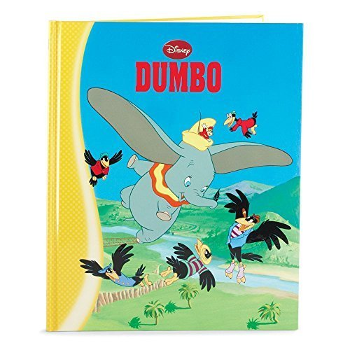 kohls-caresdisney-dumbo-book-by-unknown