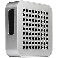 Blaupunkt BT 50 Altavoz portátil estéreo 5W Plata - Altavoces portátiles (5 W, 4 Ω, Inalámbrico y alámbrico, Bluetooth/USB/3.5 mm, 2.1+EDR, A2DP,AVRCP,HFP,HSP)