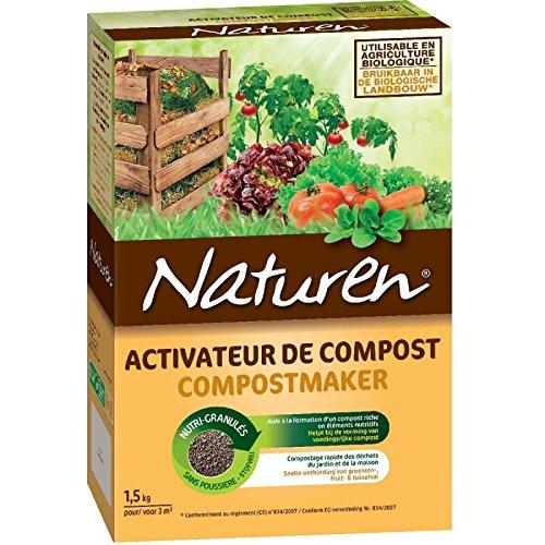 ACTIVATEUR COMPOST NATUREN 1KG /NC