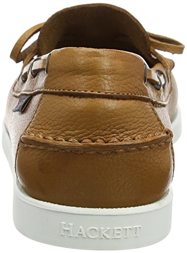 Hackett Bootschuhe Docksider Braun Lace Herren Tan London qwqOrvag