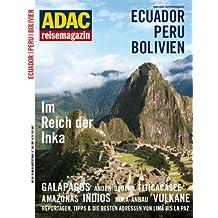 ADAC Reisemagazin Peru, Bolivien, Ecuador