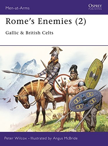 002: Rome's Enemies (2): Gallic & British Celts: No. 2 (Men-at-Arms)