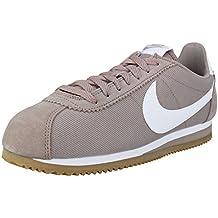 low priced 120e1 86af4 Nike Scarpe Classic Cortez Nylon Grigio/Bianco/Caramella Formato: 43