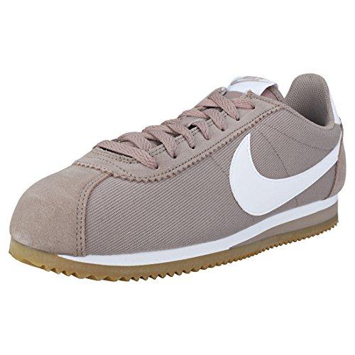 Nike Prem Nylon Cortez Classique - 876873100 - Couleur Verde-gris-blanco - Taille: 46,0