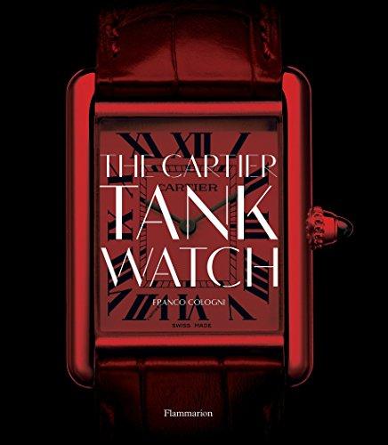 The Cartier Tank Watch par Franco Cologni