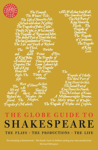 The Globe Guide to Shakespeare: The plays, the productions, the life (English Edition)