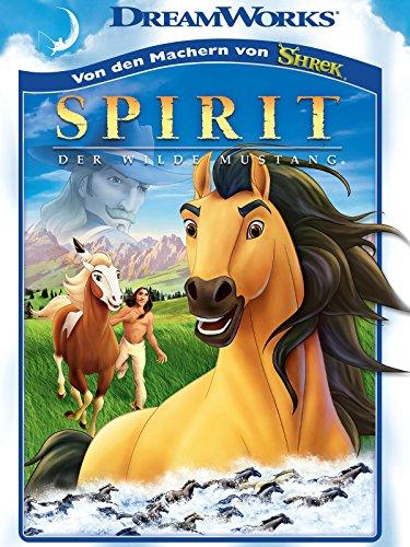Spirit - Der wilde Mustang [dt./OV] -
