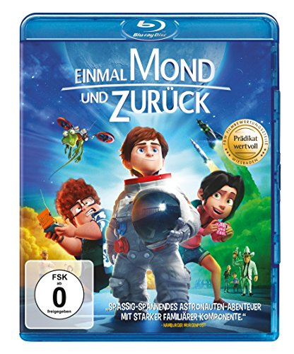 Einmal Mond und zurück [Blu-ray] Preisvergleich