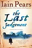 The Last Judgement by Iain Pears front cover