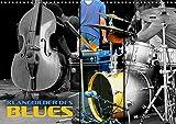 Klangbilder des Blues (Wandkalender 2019 DIN A3 quer): Stimmungsvolle Aufnahmen typischer Instrumente der Bluesmusik (Monatskalender, 14 Seiten ) (CALVENDO Kunst)
