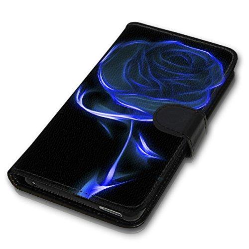 Wallet Book Style Flip Handy Tasche Case Schutz Hülle Schale Motiv Etui für Apple iPhone 4 / 4S - Variante UMV11 Design12 Design 4