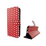 König-Shop Handy-Hülle Schutz-Tasche Wallet Case Cover