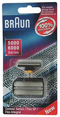 Braun razor Replacement Foil & Cutter Cassette 5414 5610 5612 5877 5775 5770 31B shaving heads