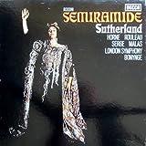 Rossini: Semiramide (Gesamtaufnahme, italienisch: London 1965/66) [Vinyl Schallplatte] [3 LP Box-Set]