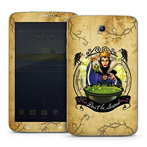Samsung Galaxy Tab 3 7.0 7.0 Case Skin Sticker aus Vinyl-Folie Aufkleber Walt Disney Schneewittchen Hexe Geschenk (Hexe In Schneewittchen)